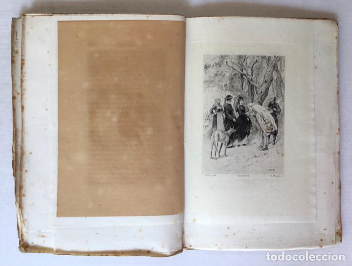 Libros antiguos: LE ROI DES MONTAGNES. - ABOUT, Edmond. - Foto 6 - 267054284