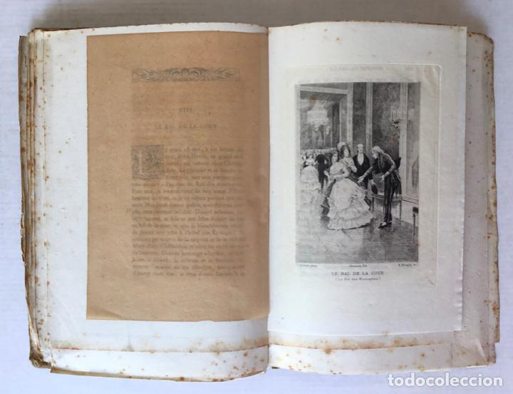 Libros antiguos: LE ROI DES MONTAGNES. - ABOUT, Edmond. - Foto 8 - 267054284