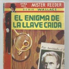 Libros antiguos: EL ENIGMA DE LA LLAVE CAIDA, 1951, TOR (ARGENTINA), BUEN ESTADO. COLECCIÓN A.T.. Lote 268610239