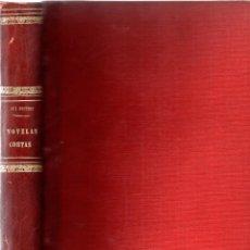 Livres anciens: GUY BOOTHBY, 7 NOVELAS CORTAS - BIBLIOTECA ALREDEDOR DEL MUNDO 1899. Lote 287683648