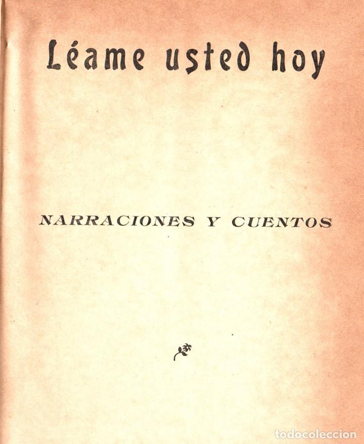 Libros antiguos: NOVELAS CORTAS 1 y 2 - MAX PEMBERTON, LUIS TRACY, Y MÁS - BIBLIOTECA ALREDEDOR DEL MUNDO 1899 - Foto 2 - 287826343