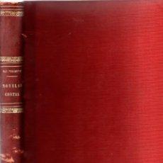 Libros antiguos: MAX PEMBERTON, NOVELAS DE TERROR Y MISTERIO - BIBLIOTECA ALREDEDOR DEL MUNDO 1899. Lote 287836163