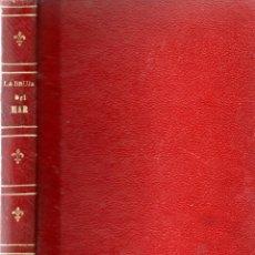 Libros antiguos: LA BRUJA DEL MAR - FENIMORE COOPER - D. J. F. SAENZ DE URRACA 1859. Lote 288462428