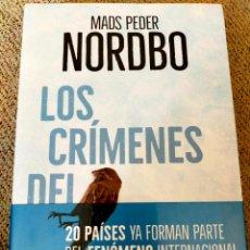 Libros antiguos: MDAS PEDER NORDBRO. LOS CRÍMENES DEL ÁRTICO.. Lote 288954708