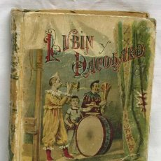 Livros antigos: LUBIN Y DACOLARD ADOLPHE BELOT EDITORIAL SATURNINO CALLEJA PP SIGLO XX. Lote 5163017