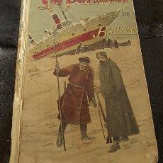 Libros antiguos: SALGARI. LOS PESCADORES DE BALLENAS. BIBLIOTECA CALLEJA. IV. . Lote 26853358