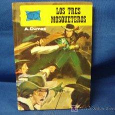 Libros antiguos: LOS TRES MOSQUETEROS. A. DUMAS. LECTURA/COMICS. TORAY 1983. Lote 21942746