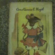 Libros antiguos: LA DIENTUDA, POR CONSTANCIO C. VIGIL - EDITORIAL ATLÁNTIDA - ARGENTINA - 1942 - RAREZA!!. Lote 26968870