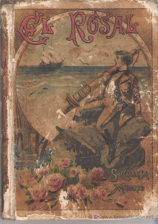EL ROSAL CRISTOBAL SCHMID - ED. SATURNINO CALLEJA - S FECHA - ILUST MENDEZ BRINGA-124 PGS (Libros Antiguos, Raros y Curiosos - Literatura Infantil y Juvenil - Novela)