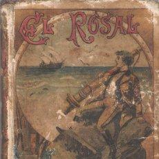 Libros antiguos: EL ROSAL CRISTOBAL SCHMID - ED. SATURNINO CALLEJA - S FECHA - ILUST MENDEZ BRINGA-124 PGS. Lote 19542537