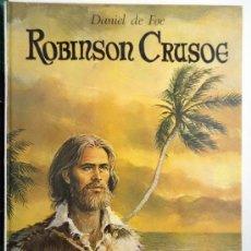 Libros antiguos: ROBINSON CRUSOE. Lote 24976654