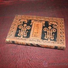 Libros antiguos: 1603- ' LA PERFECTA CASADA' FRAY LUIS DE LEON, BIBLIOTECA CLÁSICA ESPAÑOLA,AÑO1884. Lote 27187240