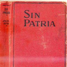 Libros antiguos: JUANA SPIRY : SIN PATRIA (1928) . Lote 27976278
