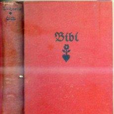 Libros antiguos: KARIN MICHAELIS : BIBÍ (1934) EDICIÓN DE LUJO CON LÁMINAS EN COLOR. Lote 27976328