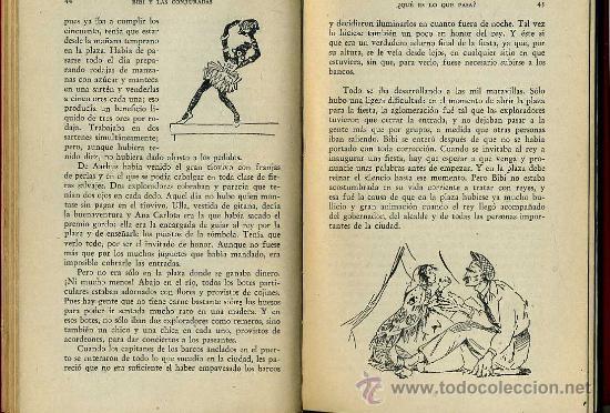 Libros antiguos: KARIN MICHAELIS : BIBÍ Y LAS CONJURADAS (1943) PRIMERA EDICIÓN - Foto 2 - 27976371