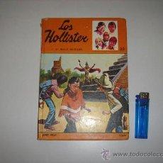 Libros antiguos: LOS HOLLISTER Y EL IDOLO MEJICANO. Lote 28234967
