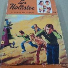 Libros antiguos: LOS HOLLISTER, Y EL SECRETO DEL CARRUSEL. Lote 28586355