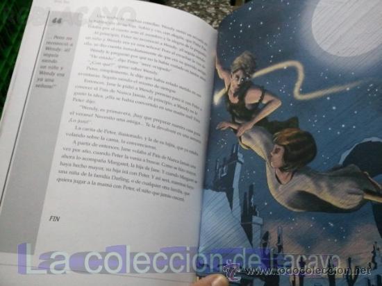 Libros antiguos: PETER PAN - JAMES MATTHEW BARRIE - EDIC. ABREVIADA E ILUSTRADA - Foto 2 - 28623155