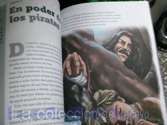 Libros antiguos: PETER PAN - JAMES MATTHEW BARRIE - EDIC. ABREVIADA E ILUSTRADA - Foto 5 - 28623155