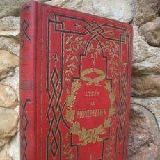 Libros antiguos: LA FAMILLE MARTIN HISTOIRE DE PLUSIEURS OURS, ED. HETZEL S/F 1878 ? GRABADOS DE A. LANÇON. Lote 28979802