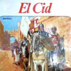 Libros antiguos: EL CID - NUEVO AURIGA Nº 80 - ANONIMO - NUEVO DE LIBRERIA SIN USAR JAMAS - IMPECABLE. Lote 29044040