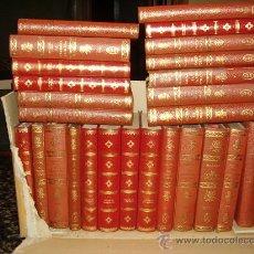 Libros antiguos: BALZAC-LA COMEDIA HUMANA ---30 TOMOS-OBRA COMPLETA--. Lote 29270708
