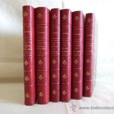 Libros antiguos: OUVRES DE CH. PAUL DE KOCK. PARIS. A. DEGORCE-CADOT, EDITEUR. FINALES SIGLO XIX.. Lote 29494751