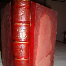 Libros antiguos: (167)EL PAIS DE LAS PIELES - 2 TOMOS EN UNO -. Lote 29828902