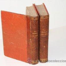 Libros antiguos: LA COMEDIA DEL AMOR. VOLÚMENES I Y II: OBRA COMPLETA. PEREZ ESCRICH, ENRIQUE. Lote 29398263