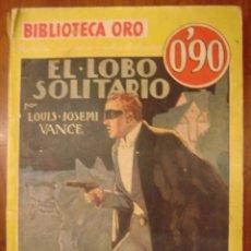 Libros antiguos: BIBLIOTECA ORO Nº III-32. Lote 30404964