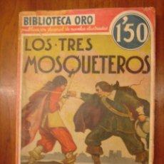 Libros antiguos: BIBLIOTECA ORO Nº III/1. Lote 30507280