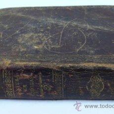 Libros antiguos: AVENTURAS DE GIL BLAS DE SANTILLANA, TOMO SEGUNDO, AÑO 1830. TAMAÑO: 9X12 CM.. Lote 31362709