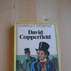 Libros antiguos: DAVID COPPERFIELD. CHARLES DICKENS. CON ILUSTRACIONES EN BLANCO Y NEGRO. Lote 32193691