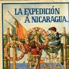 Libros antiguos: LEJANAS TIERRAS : LA EXPEDICIÓN A NICARAGUA (HERDER, FRIBURGO, C. 1930). Lote 32319077