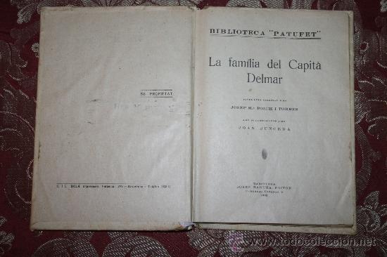 Libros antiguos: 0849- LOTE DE 8 NOVELAS DE LA BIBLIOTECA PATUFET - VOLUMENES 19, 20, 31, 32, 35, 36, 37 Y 38 - Foto 2 - 32341753