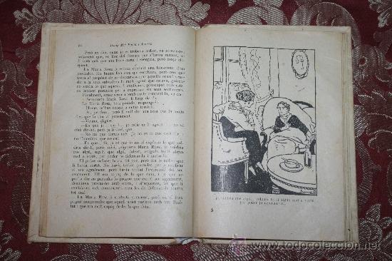 Libros antiguos: 0849- LOTE DE 8 NOVELAS DE LA BIBLIOTECA PATUFET - VOLUMENES 19, 20, 31, 32, 35, 36, 37 Y 38 - Foto 3 - 32341753