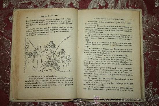 Libros antiguos: 0849- LOTE DE 8 NOVELAS DE LA BIBLIOTECA PATUFET - VOLUMENES 19, 20, 31, 32, 35, 36, 37 Y 38 - Foto 9 - 32341753