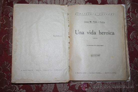 Libros antiguos: 0849- LOTE DE 8 NOVELAS DE LA BIBLIOTECA PATUFET - VOLUMENES 19, 20, 31, 32, 35, 36, 37 Y 38 - Foto 10 - 32341753