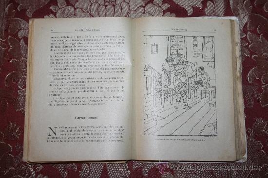 Libros antiguos: 0849- LOTE DE 8 NOVELAS DE LA BIBLIOTECA PATUFET - VOLUMENES 19, 20, 31, 32, 35, 36, 37 Y 38 - Foto 11 - 32341753
