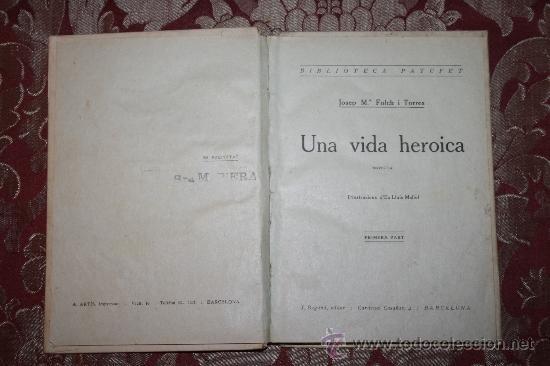 Libros antiguos: 0849- LOTE DE 8 NOVELAS DE LA BIBLIOTECA PATUFET - VOLUMENES 19, 20, 31, 32, 35, 36, 37 Y 38 - Foto 12 - 32341753