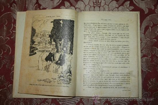 Libros antiguos: 0849- LOTE DE 8 NOVELAS DE LA BIBLIOTECA PATUFET - VOLUMENES 19, 20, 31, 32, 35, 36, 37 Y 38 - Foto 13 - 32341753