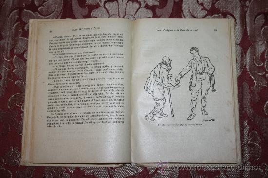Libros antiguos: 0849- LOTE DE 8 NOVELAS DE LA BIBLIOTECA PATUFET - VOLUMENES 19, 20, 31, 32, 35, 36, 37 Y 38 - Foto 15 - 32341753