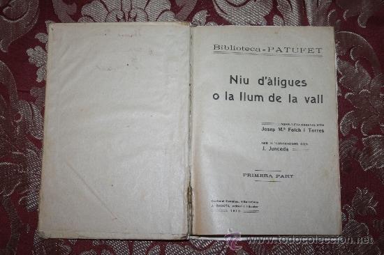 Libros antiguos: 0849- LOTE DE 8 NOVELAS DE LA BIBLIOTECA PATUFET - VOLUMENES 19, 20, 31, 32, 35, 36, 37 Y 38 - Foto 16 - 32341753