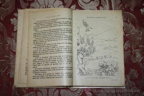 Libros antiguos: 0849- LOTE DE 8 NOVELAS DE LA BIBLIOTECA PATUFET - VOLUMENES 19, 20, 31, 32, 35, 36, 37 Y 38 - Foto 17 - 32341753