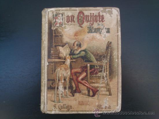 Libros antiguos: DON QUIJOTE DE LA MANCHA (---CALLEJA ---AÑO 1905) - Foto 14 - 32823226