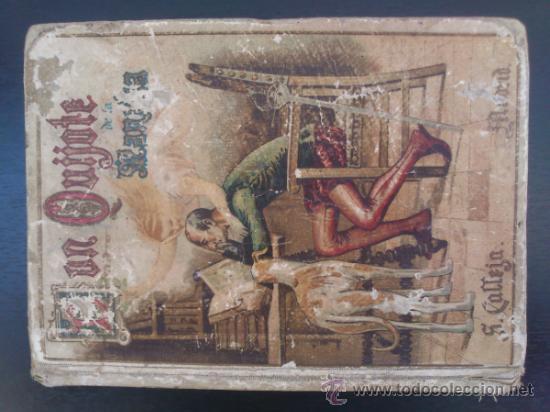 Libros antiguos: DON QUIJOTE DE LA MANCHA (---CALLEJA ---AÑO 1905) - Foto 13 - 32823226
