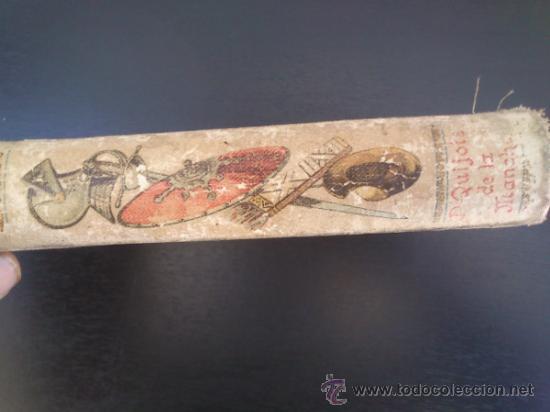 Libros antiguos: DON QUIJOTE DE LA MANCHA (---CALLEJA ---AÑO 1905) - Foto 11 - 32823226