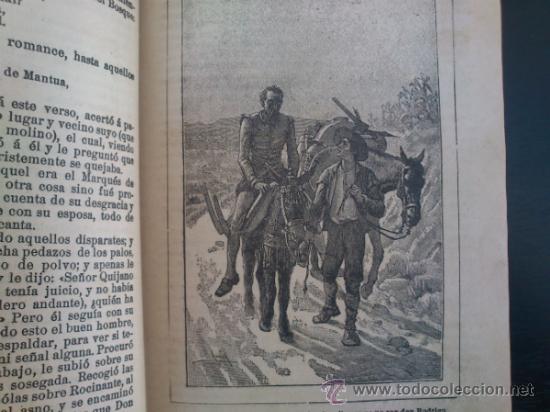 Libros antiguos: DON QUIJOTE DE LA MANCHA (---CALLEJA ---AÑO 1905) - Foto 5 - 32823226