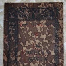 1603 39 la perfecta casada 39 fray luis de leon comprar libros antiguos de novela infantil y - La perfecta casada ...