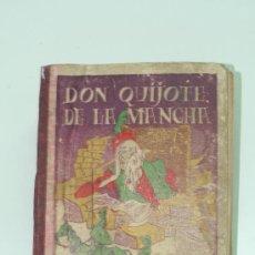 Libros antiguos: EL INGENIOSO HIDALGO D. QUIJOTE DE LA MANCHA. THE INGENIOUS GENTLEMAN DON QUIXOTE. Lote 32858371